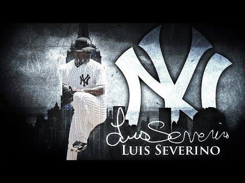 Luis Severino | 2018 Yankees Highlights ᴴᴰ