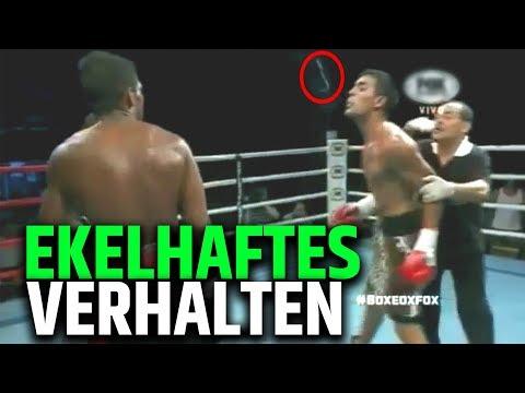 Die 5 KATASTROPHALSTEN Aktionen, für die sich Boxer SCHÄMEN sollten!!!