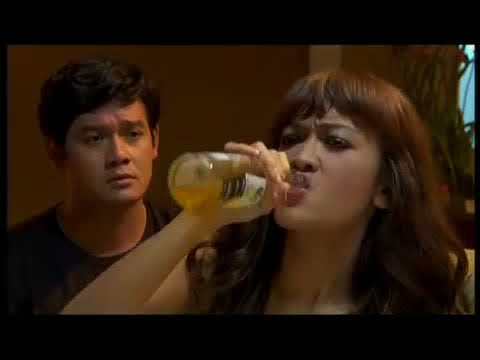 "Film semi romantis indonesia ""istri bo'ongan"" Julia peres..."