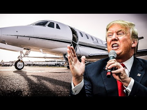 Trump Officials Zip Around In Private Jets While Puerto Ricans Pay Full Price To Evacuate