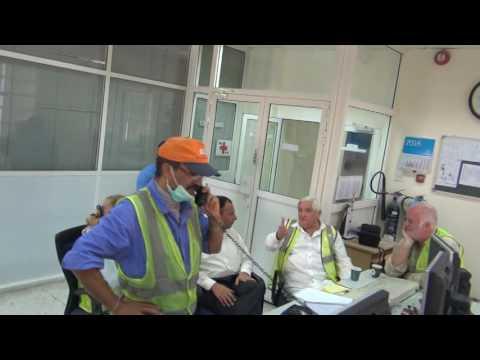 Industrial trial in UAE