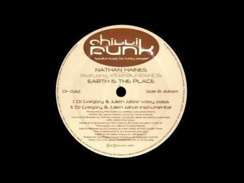 (2001) Nathan Haines feat. V. Francis - Earth Is The Place [DJ Gregory & Julien Jabre Voxy Pass RMX] mp3