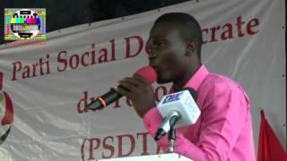 Un an après sa création, le Parti social démocrate du Togo tient son 1er meeting populaire
