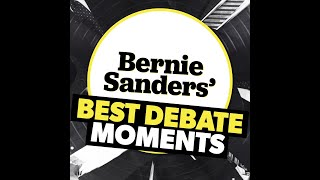 Bernie's Best Debate Moments