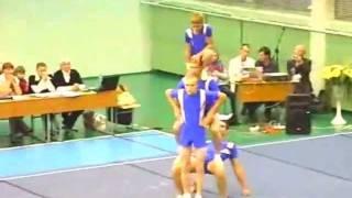 Спортивная акробатика. Турнир памяти Коркина в Бресте