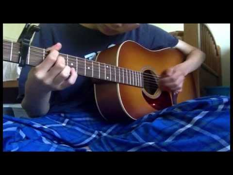 The Script- Breakeven- Fingerstyle Guitar Cover - YouTube
