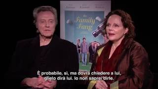 La Famiglia Fang - Intervista a Christopher Walken e Maryann Plunkett