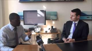 Le Monde Economique- Pierre Maudet parle de la situation économique actuelle à Genève