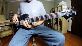 esp ltd b 5 jr 5 string shortscale 3 4 size bass guitar black