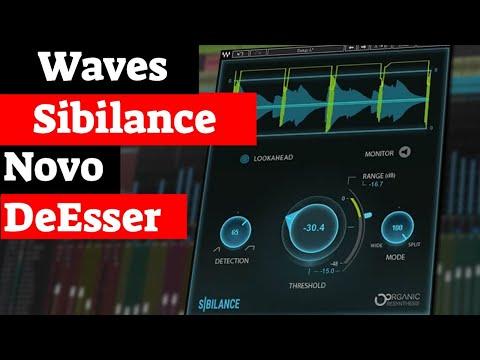 Waves Sibilance - Um novo tipo de DeEsser