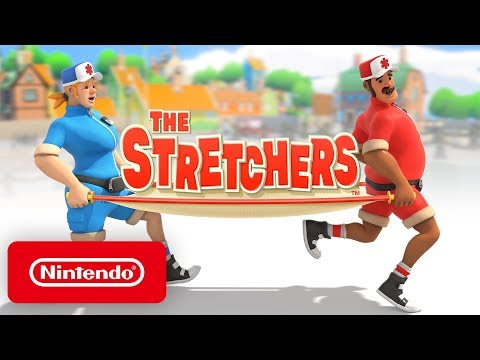 The Stretchers –