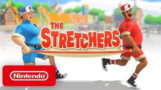 The Stretchers – Launch Trailer – Nintendo Switch