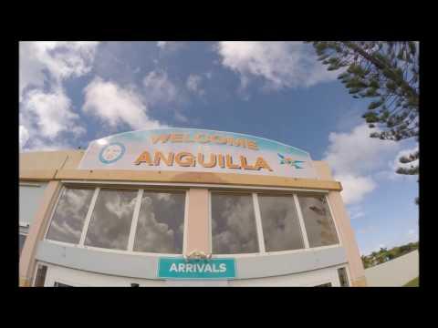 Anguilla Caribbean Wedding Trip Part 1 -