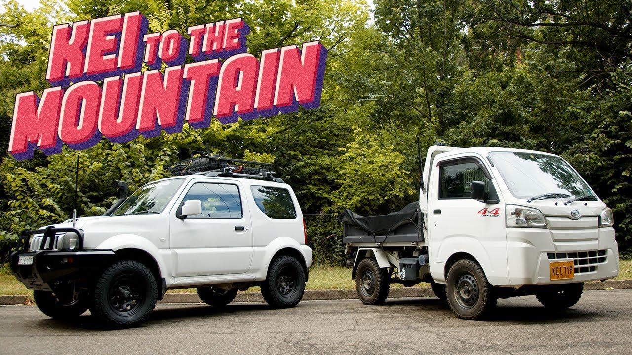 JDM Kei Truck & Jimny 4X4 Adventure [Season Finale]