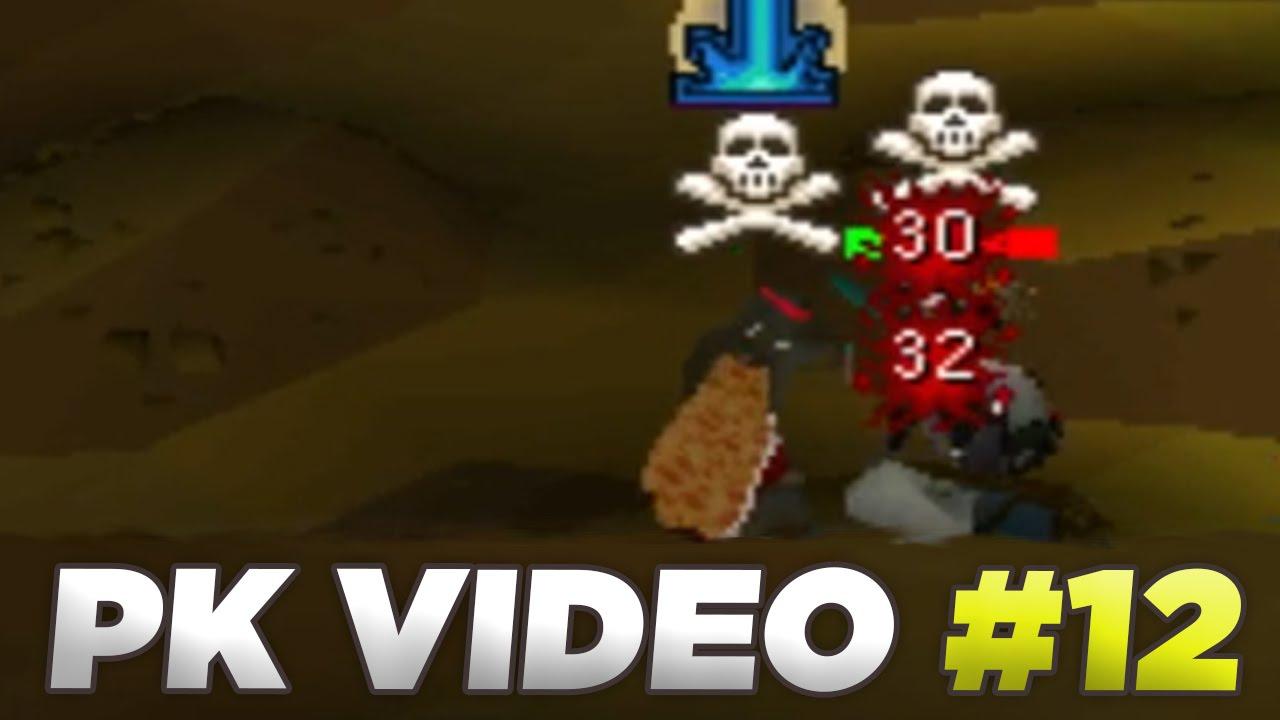 Oldschool Runescape Pk Video #12 - LXL