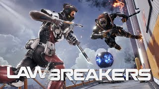 Lawbreakers - PC Multiplayer Gameplay