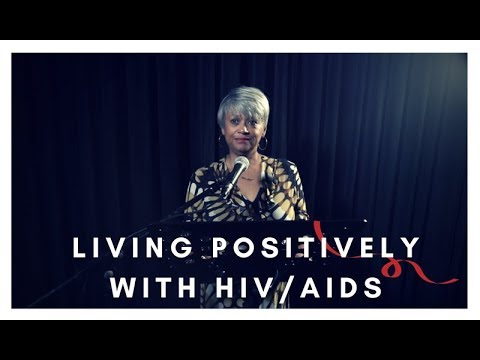 Living Positively with HIV - one Durban woman's story