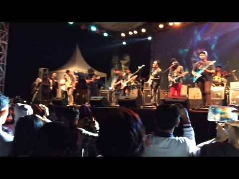 THE BLUES IS ALRIGHT - Bali Blues Fest 2015, FINALE - Guita