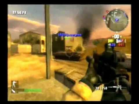 Battlefield 2 Modern Combat Ps2 Youtube