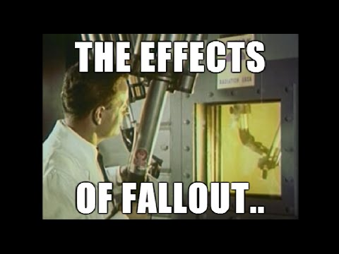 The Effects of Nuclear Fallout