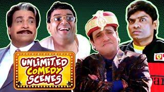 Non Stop Hindi Comedy Scenes - Dhol - Phir Hera Pheri - ยินดีต้อนรับ - Awara Paagal Deewana - ยินดีต้อนรับ