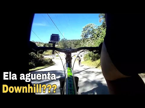 Primeiro bikevlog com a nova bike do canal, houston discovery aro 27,5