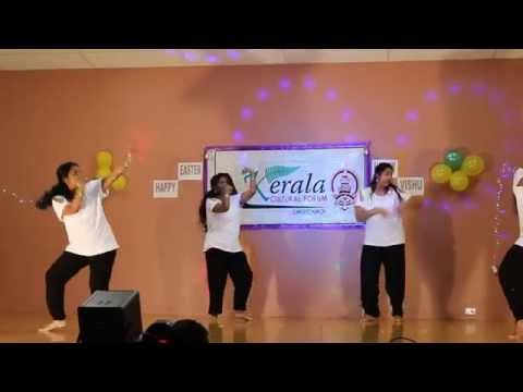 Bollywood Dance @ Easter&Vishu Celebration...