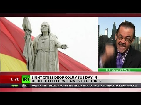 More cities, communities rejecting 'Columbus Day' in favor of inclusive celebrations
