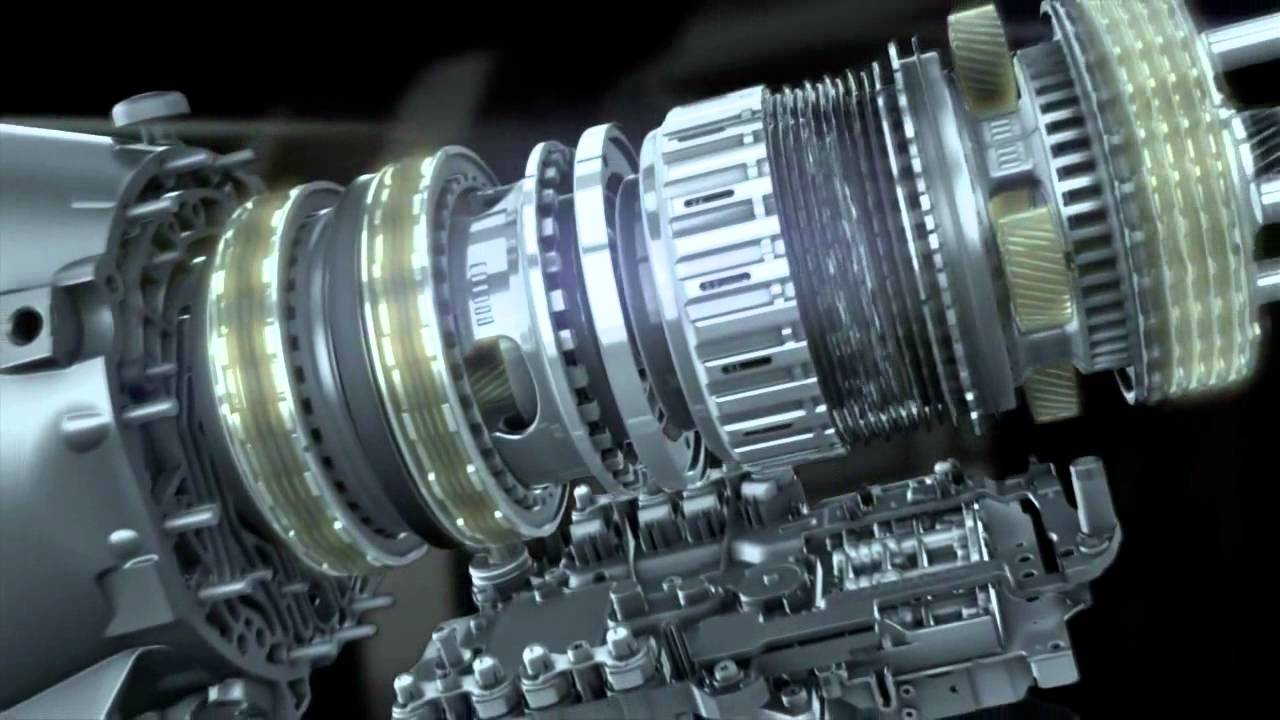 Mercedes Benz 7g Tronic Plus Transmission Youtube