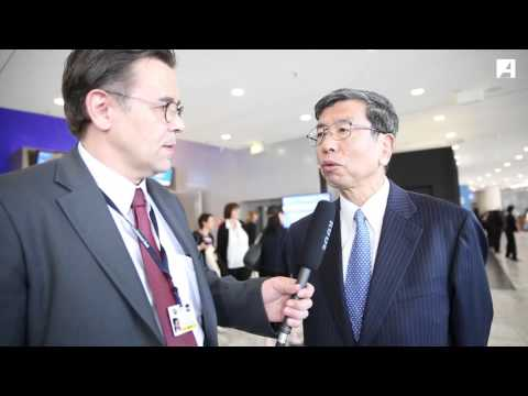 49th ADB Annual Meeting- Interview with ADB- President Takehiko Nakao