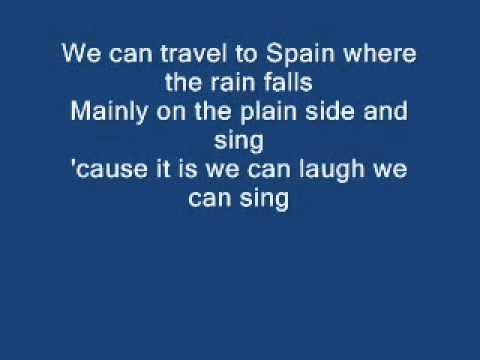 Train - If it's love w/ lyrics