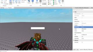 Roblox Tutorial - How to make a Health GUI above player; Part1