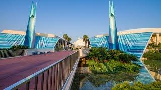 Tomorrowland Area Music Loop (1989-1998)-Tokyo Disneyland Part 2