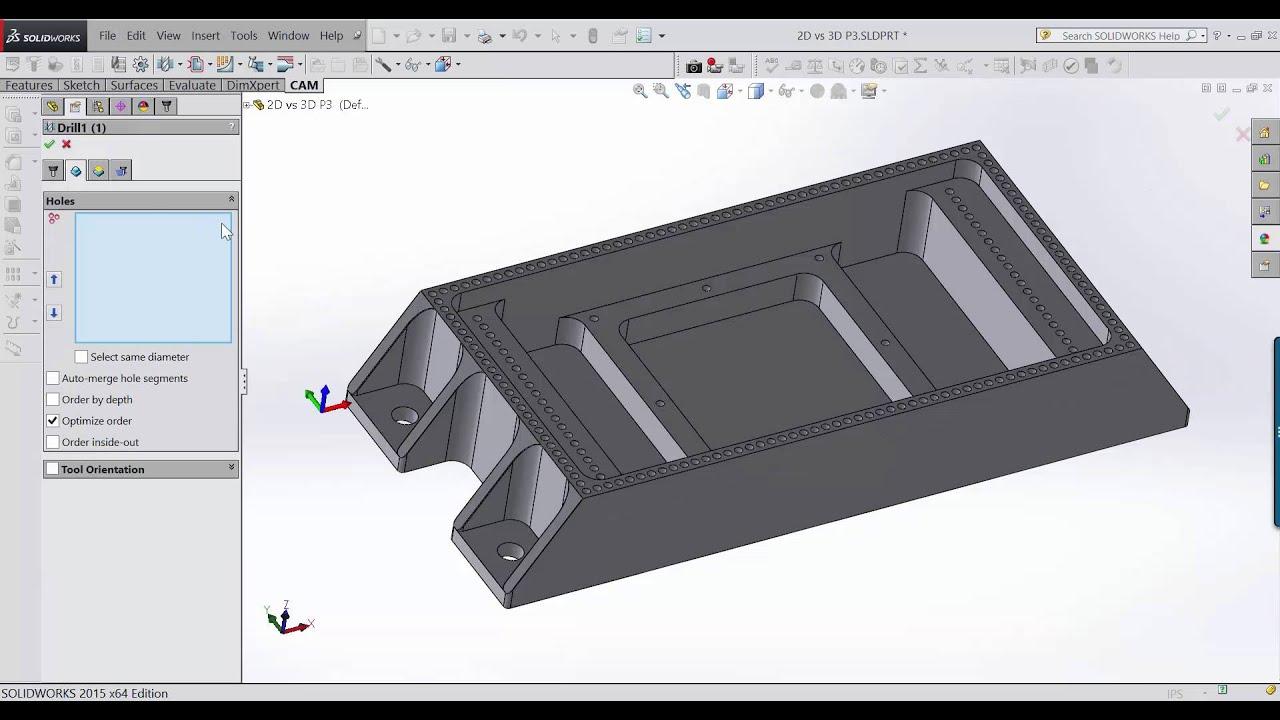 HSMWorks 0-80 Template