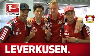 Enthusiasm for Son and Leverkusen in South Korea