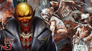 Top 5 Scariest Monsters In Warhammer 40K