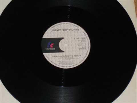 Jimmy Bo Horne     Dance Across The Floor Extended 12