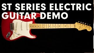 Sawtooth ST Series Electric Guitars Overview