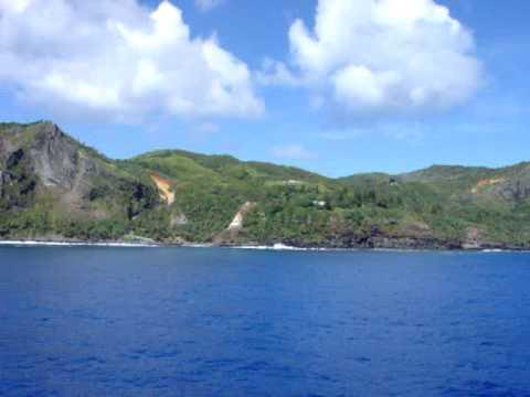 Adamstown - Pitcairn Islands (Lost in Pacific Ocean)