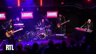 CharlElie Couture - Comme un avion sans ailes en live dans le Grand Studio RTL