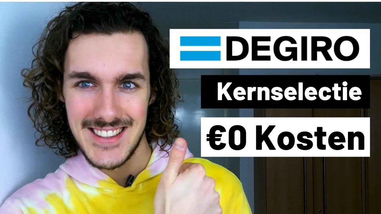 Degiro Kosten