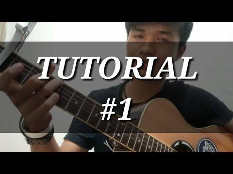 Tutorial Guitar + Chord -Te Amo Mi Amor -Ajay Ideaz -OST One Fine Day