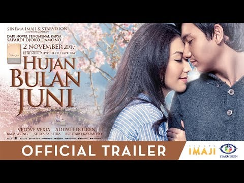 HUJAN BULAN JUNI - OFFICIAL TRAILER (Tayang 2 November 2017)