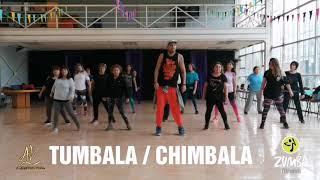TUMBALA - CHIMBALA / ZUMBA /ALEJANDRO VIDAL