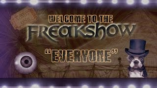 """Everyone"" by Welcome to the Freakshow (feat. Jeff LaBar/Cinderella)"