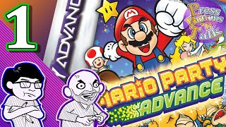 Mario Party Advance, Ep. 1: This Game Exists - Press Buttons