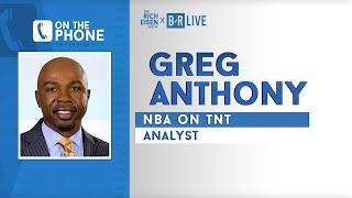 Turner Sports' Greg Anthony Talks Zion Williamson & More w/ Rich Eisen | Full Interview | 1/23/20