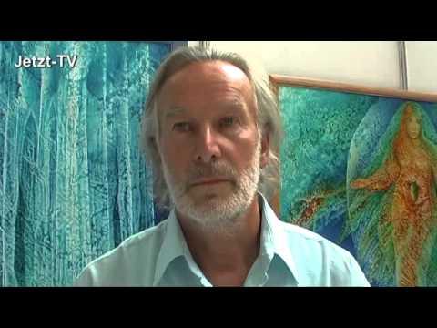 Interview mit dem Maler Hermann Münch (Jetzt-TV)