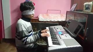 All of me .John legend.. My first try of BLINDFOLD...