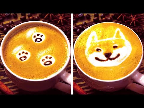 25 CUTE IDEAS FOR COFFEE LOVERS